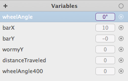 paintcode variables